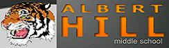 Albert Hill Middle School Logo